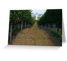 Vineyard & Church Greeting Card