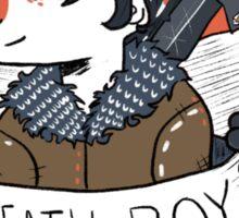 Death Boy Sticker