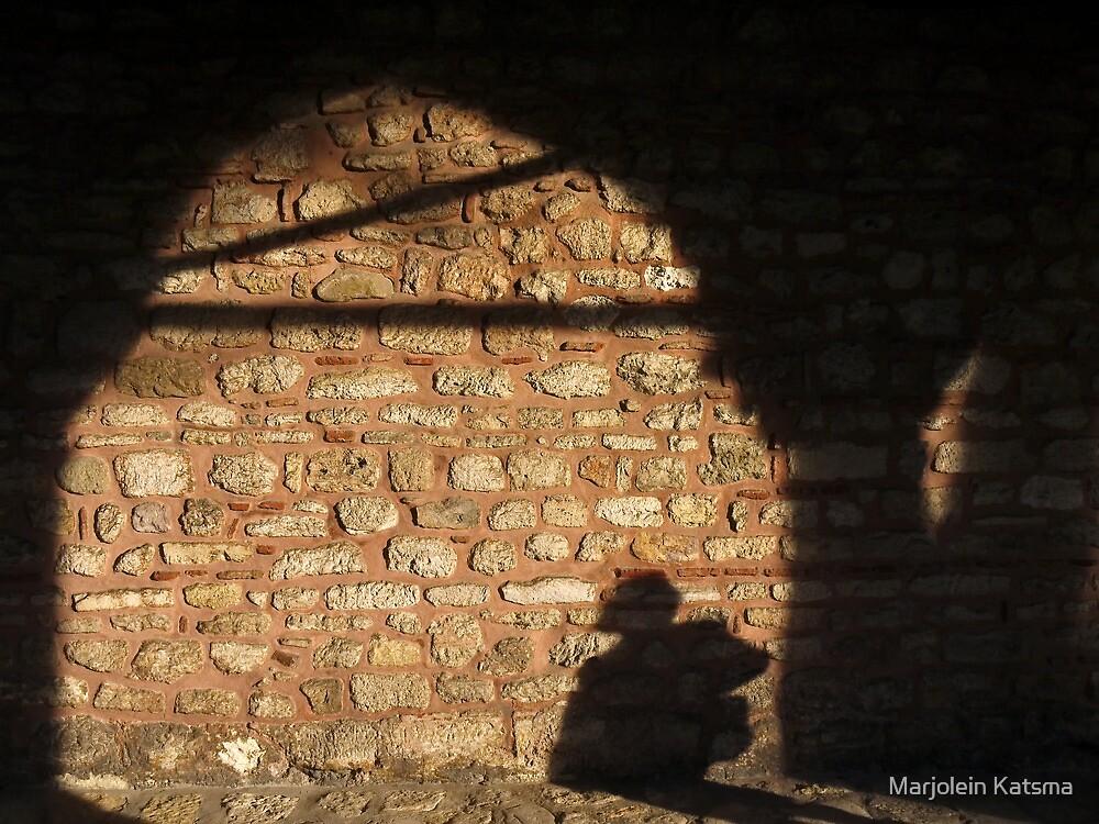 Late afternoon in Topkapı Sarayı  by Marjolein Katsma
