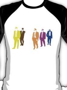 Reservoir Colors with Mr. Blue T-Shirt