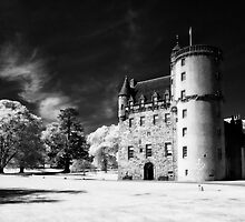 Castle Fraser. by chazmilne