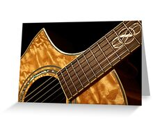 Exotic Inspiration Greeting Card