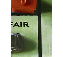It's Not Fair Photographic Print