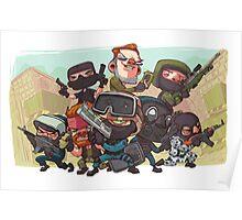 Counter-Strike: Anime Poster