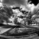 Going to warp speed. by BigAndRed