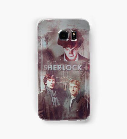 BBC Sherlock IPhone Case Samsung Galaxy Case/Skin