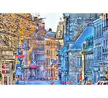 Old Montreal Architecture Photographic Print