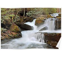 Tremont Mountain Stream Poster