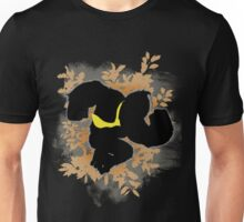 Super Smash Bros. Black Donkey Kong Silhouette Unisex T-Shirt