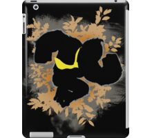 Super Smash Bros. Black Donkey Kong Silhouette iPad Case/Skin