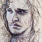 Jon Snow by Fay Helfer
