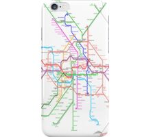 Berlin Metro iPhone Case/Skin
