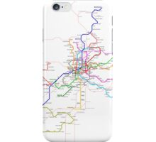 Madrid Metro iPhone Case/Skin