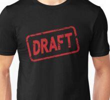 draft stamp Unisex T-Shirt