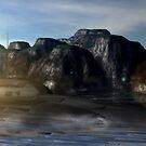 Neptune Class Stealth Submarine by XadrikXu