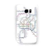 Vienna Metro Samsung Galaxy Case/Skin