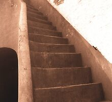 Steps, Jalar Mantar by Giles Freeman