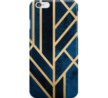 Art Deco Midnight iPhone Case/Skin
