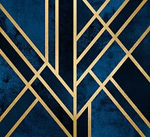 Art Deco Midnight by Elisabeth Fredriksson