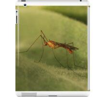 Crane Fly2 iPad Case/Skin