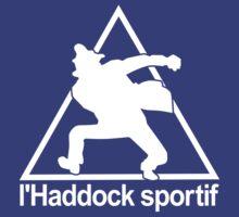 le coque spotif parodie - haddock sportif by KokoBlacsquare