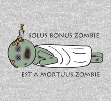Mortuus Zombie by mogencreative