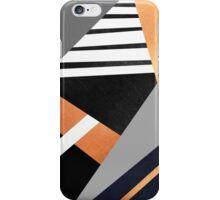 Geometric Combination v2 iPhone Case/Skin