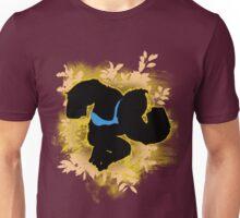 Super Smash Bros. Yellow/Gold Donkey Kong Silhouette Unisex T-Shirt