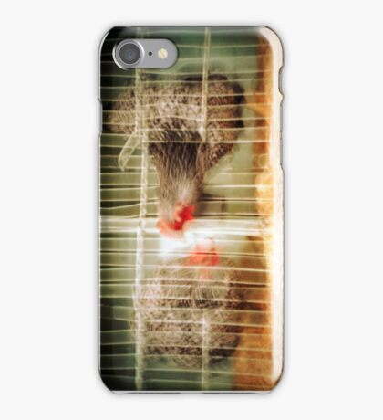 Cock Fight... iPhone Case/Skin