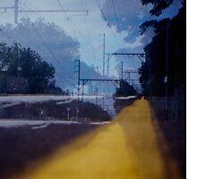 Dennis Station... by Mary Grekos