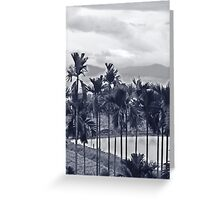 mirror in mirror Greeting Card