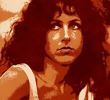Grace Slick-Acid Queen by OTIS PORRITT