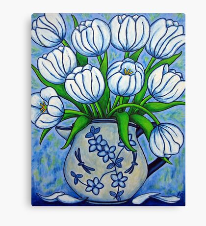 Tulip Tranquility Canvas Print
