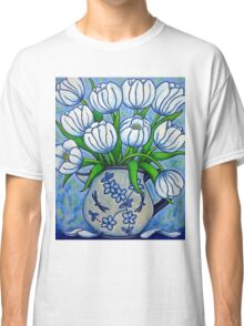 Tulip Tranquility Classic T-Shirt