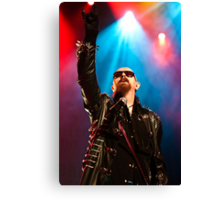 Rob Halford from Judas Priest 2011 Canvas Print
