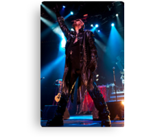 Rob Halford from Judas Priest Canvas Print