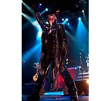 Rob Halford from Judas Priest Photographic Print