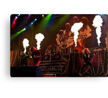 Judas Priest 2011 Canvas Print
