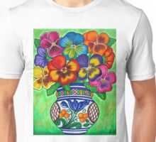 Pansy Parade Unisex T-Shirt