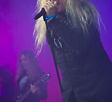 Biff Byford Saxon 2011 by LeahsPhotos