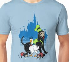 pets of the Magic kingdom Unisex T-Shirt