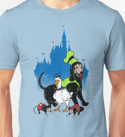 pets of the Magic kingdom T-Shirt