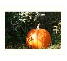 Season of Harvest 4 Art Print