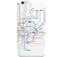 Singapore Metro iPhone Case/Skin