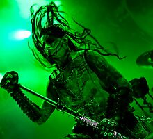 Dimmu Borgir Shagrath 2010 by LeahsPhotos