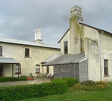 Historic Highfield House, Stanley, Tasmania 2011 by John Ivor Coombes