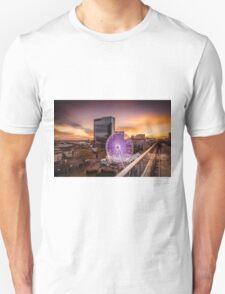 Birmingham Wheel at Christmas Unisex T-Shirt