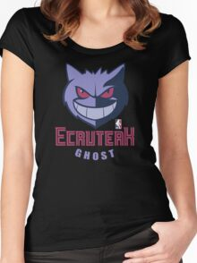 NPA Series - GHOST TYPE Women's Fitted Scoop T-Shirt