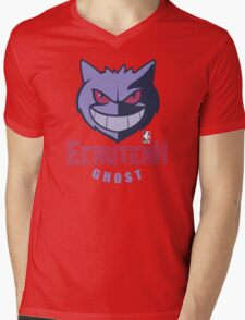 NPA Series - GHOST TYPE Mens V-Neck T-Shirt