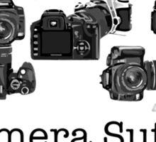 Camera Sutra Sticker